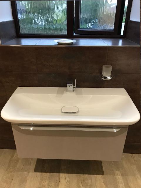 Free standing sink, new bathroom, Nottingham