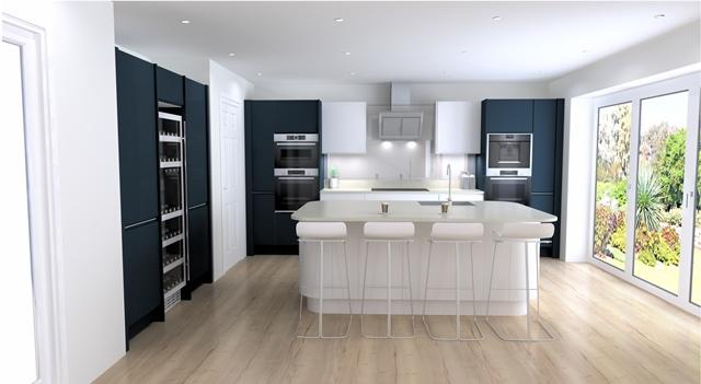 Modern Kitchen Design Long Eaton. Quality affordable kitchen