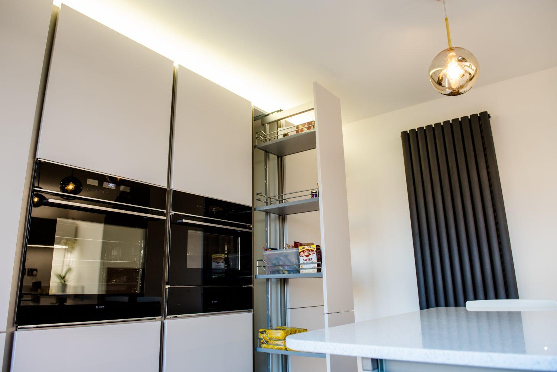 Designer kitchen Long Eaton, kitchen storage - 5