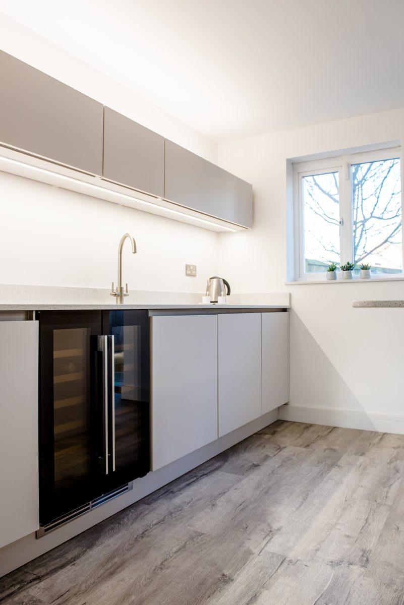 Designer Kitchen Long Eaton - Wine cooler - 8