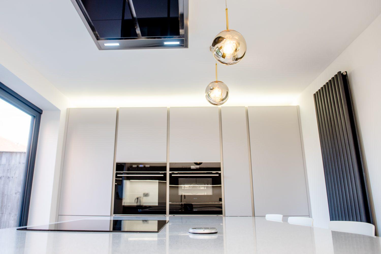Designer kitchen Long Eaton, kitchen island - 6