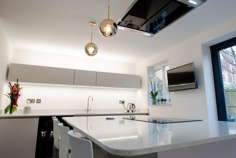 New designer kitchen long eaton 2