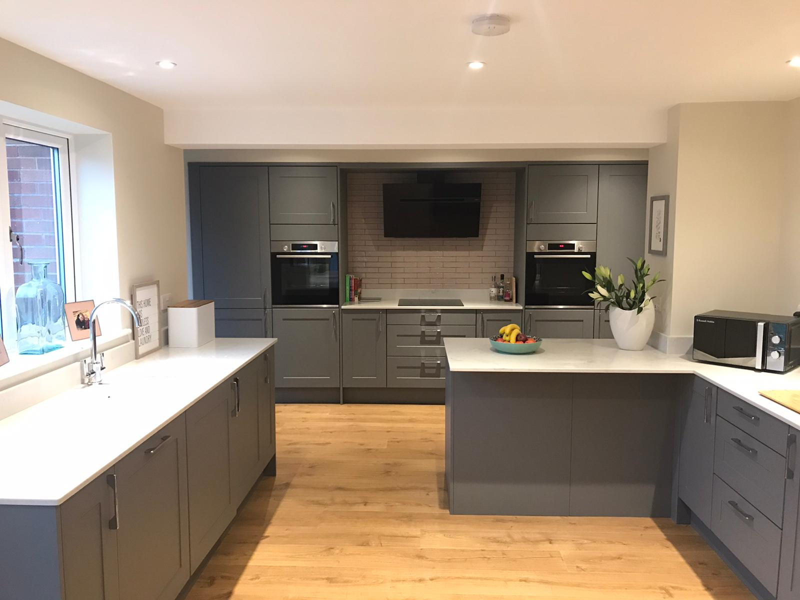 Kitchen renovation Breaston